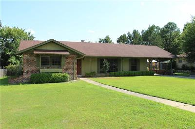 Montgomery Single Family Home For Sale: 3352 Ridgefield Drive