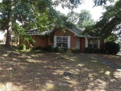 Enterprise Single Family Home For Sale: 2802 Rocky Branch Road