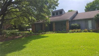Halcyon Single Family Home For Sale: 6654 Hollis Drive