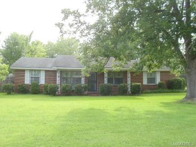 Selma Single Family Home For Sale: 2707 N Broad Street