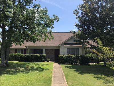 Montgomery Single Family Home For Sale: 1948 Alderpoint Drive