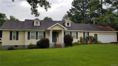 Prattville Single Family Home For Sale: 434 Bob Owens Drive