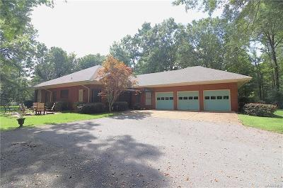 Prattville Single Family Home For Sale: 241 Golson Road
