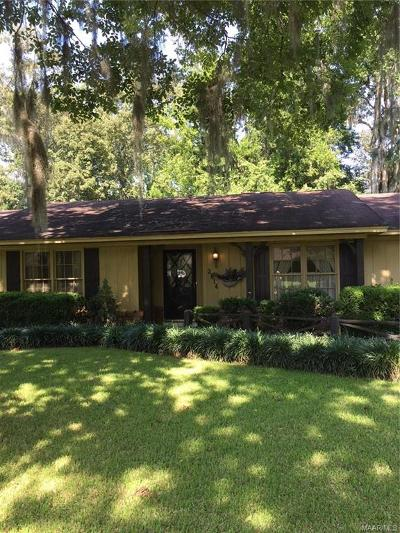 Montgomery Single Family Home For Sale: 2814 Page Place