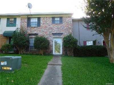 Montgomery Condo/Townhouse For Sale: 1606 Limestone Court