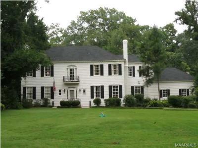 Edgewood Single Family Home For Sale: 3191 Thomas Avenue