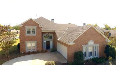 Wyndridge Villas Single Family Home For Sale: 8101 Wyndham Mews