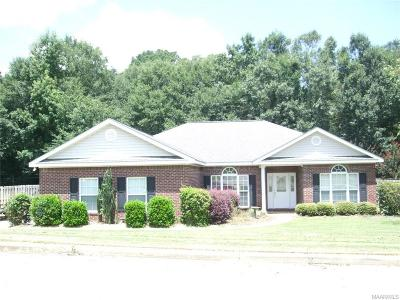 Single Family Home For Sale: 45 County Road 166