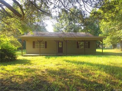 Rural Single Family Home For Sale: 2410 Grandview Road