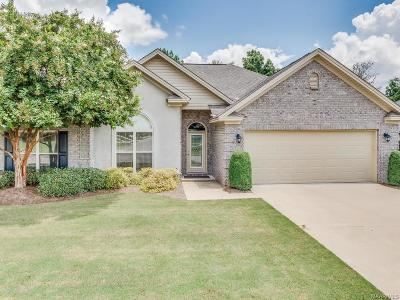 Prattville Single Family Home For Sale: 610 Coleman Way