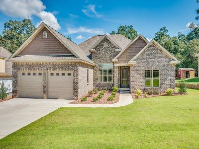 Prattville Single Family Home For Sale: 552 Weatherby Trail
