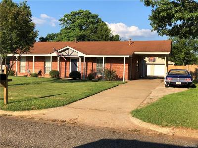 Prattville Single Family Home For Sale: 246 Teri Lane