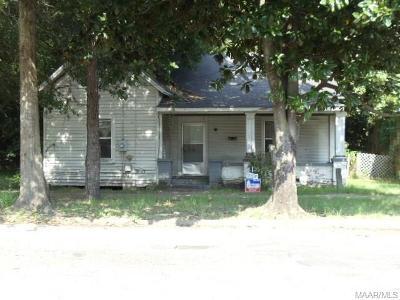 Selma Single Family Home For Sale: 1404 Franklin Street Street