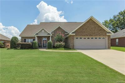 Prattville Single Family Home For Sale: 546 Jasmine Trail