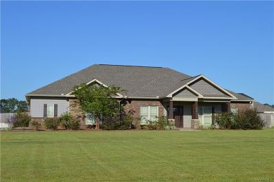 Enterprise Single Family Home For Sale: 240 County Road 561