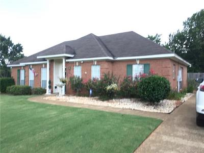 Emerald Mountain Single Family Home For Sale: 165 Post Oak Place
