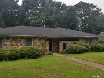 Selma Single Family Home For Sale: 307 Pinehaardt Drive