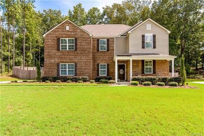 Wetumpka Single Family Home For Sale: 254 Brookwood Drive