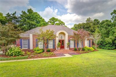 McGehee Estates Single Family Home For Sale: 2819 Fernway Drive
