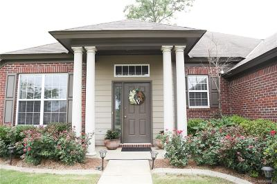 Montgomery Single Family Home For Sale: 625 Stoneybrooke Way