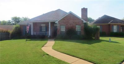 Montgomery Single Family Home For Sale: 1541 Prairie Lane