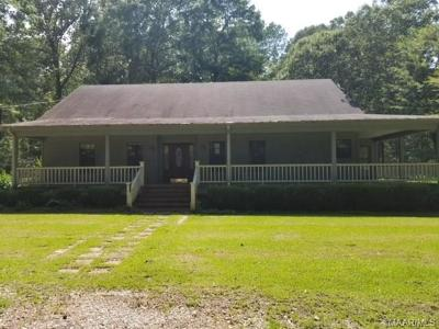 Single Family Home For Sale: 664 Huggins Road