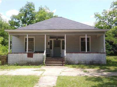 Selma Multi Family Home For Sale: 1714 Green Street #A & B
