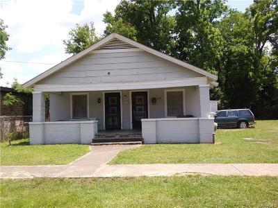 Selma Multi Family Home For Sale: 1608 Union Street #A &B