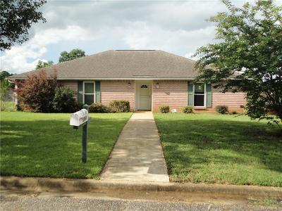 Millbrook Single Family Home For Sale: 114 Honeysuckle Court
