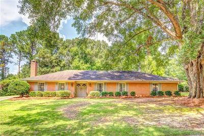 Montgomery Single Family Home For Sale: 3209 Rolling Road