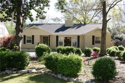 Montgomery AL Single Family Home For Sale: $179,900