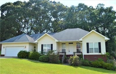 Enterprise Single Family Home For Sale: 209 Cedar Grove Lane