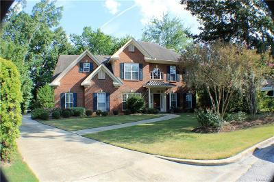Montgomery Single Family Home For Sale: 8660 Hearthstone Drive