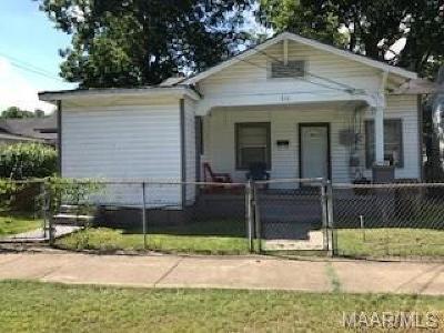 Selma Single Family Home For Sale: 2131 Selma Avenue