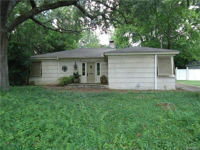 Montgomery Single Family Home For Sale: 3381 Dartmouth Circle
