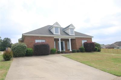 Prattville Single Family Home For Sale: 570 Jasmine Trail