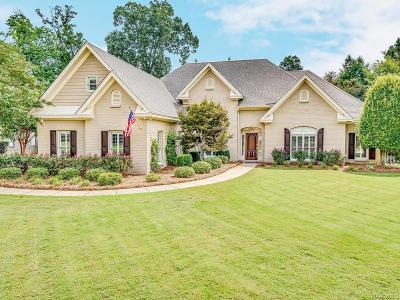 Wyndridge Single Family Home For Sale: 8440 Marsh Pointe Drive