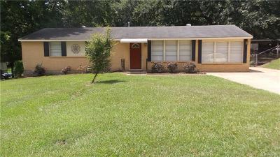 Prattville Single Family Home For Sale: 231 Camellia Drive
