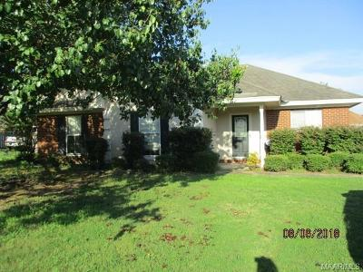 Prattville Single Family Home For Sale: 108 Kenalay Court