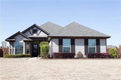 Montgomery Single Family Home For Sale: 8868 Pemberton Park