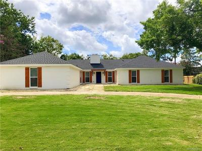 Montgomery Single Family Home For Sale: 3125 Old Farm Road