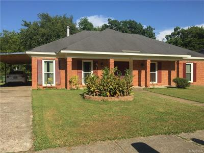 Montgomery Single Family Home For Sale: 5671 Carriage Brook Road