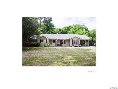 Montgomery Single Family Home For Sale: 3307 Wiley Road