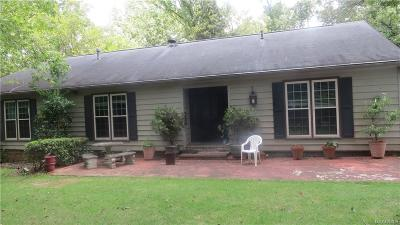 Blue Ridge Estates Single Family Home For Sale: 351 Westcott Drive