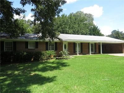 Prattville Single Family Home For Sale: 211 Hickory Lane