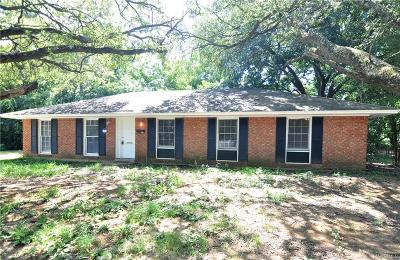 Single Family Home For Sale: 3938 Wesley Drive