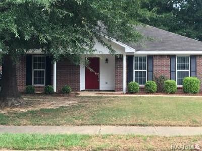 Montgomery Single Family Home For Sale: 5687 Valley Brook Lane