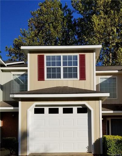 Enterprise Condo/Townhouse For Sale: 110 Woodrun Drive