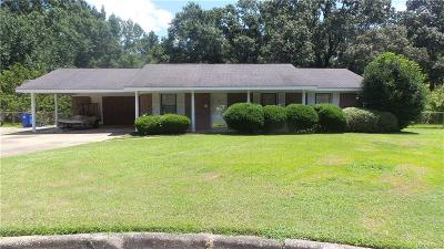 Prattville Single Family Home For Sale: 1235 Josephine Court