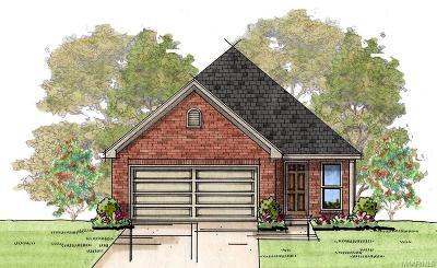Montgomery AL Single Family Home For Sale: $155,984